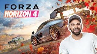NEJKRÁSNĚJŠÍ ZÁVODNÍ HRA! | Forza Horizon 4