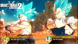 A Tragedy Fueled-Rampage, Hold Out Hope For Fusion! (ADDED PQ) - Dragon Ball Xenoverse 2 Mods