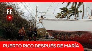 El huracán María devastó a Puerto Rico | El Espectador