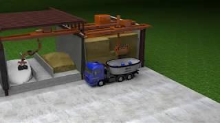 Система приготовления кормов для животных - полный цикл
