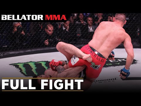 Full Fight | Dillon Danis Vs Kyle Walker - Bellator 198