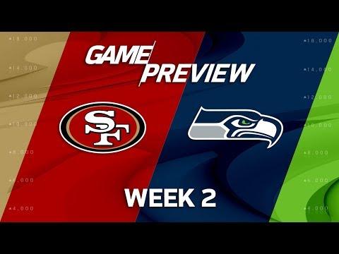 San Francisco 49ers vs. Seattle Seahawks | Week 2 Game Preview | NFL
