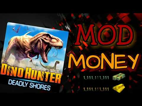 DINO HUNTER DEADLY SHORES 3.1.1 MOD (Unlimited Money)
