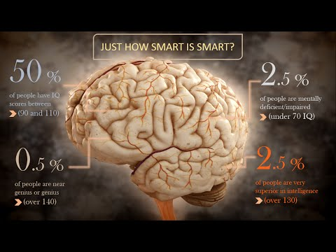 🔴 Top 10 Smartest People In the World (IQ Test & Accomplishment)
