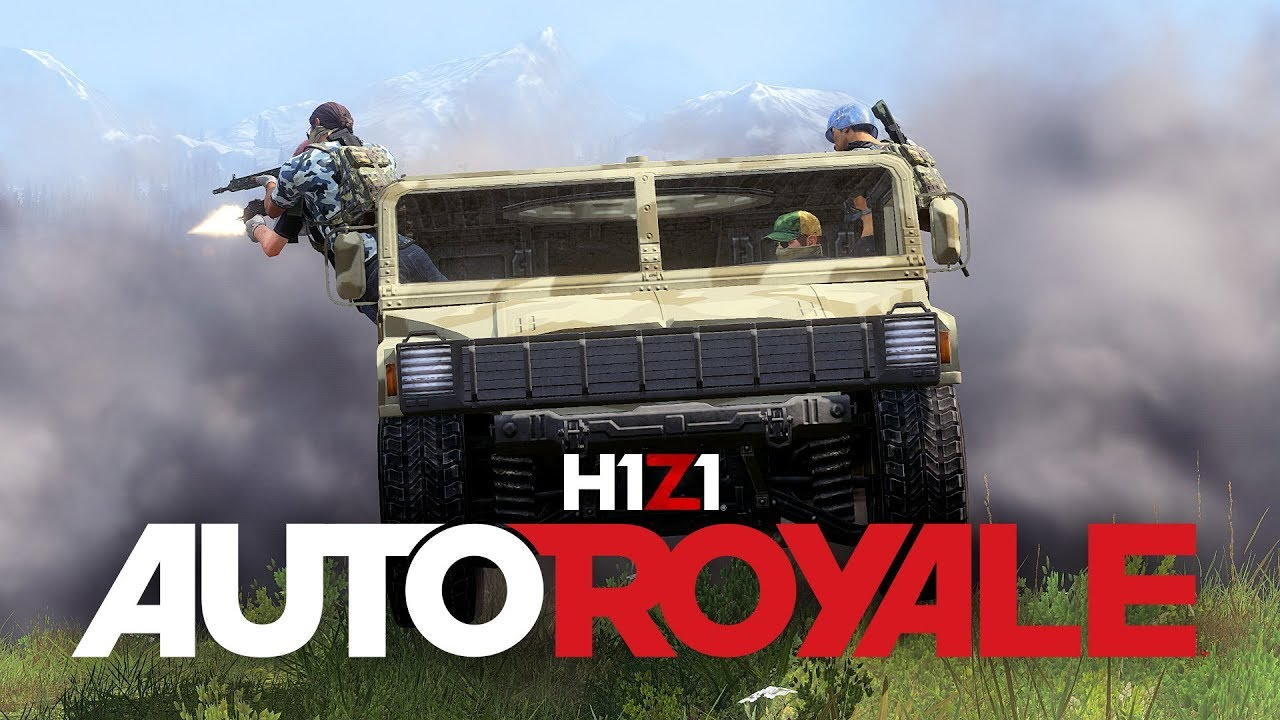 H1Z1 - Auto Royale Trailer [Official Video]