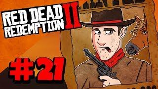 Sips Plays Red Dead Redemption 2 (7/11/18) #21 - Wilderness Boy