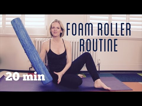 An Entire Week of Foam Roller Routines to Ease Sore Muscles