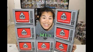 2018 Black Friday GameStop Funko Mystery Box Unboxing x7