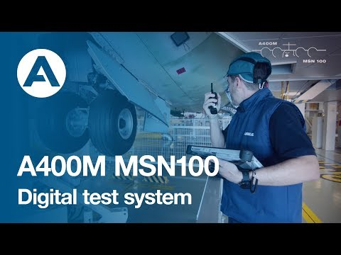 18. How to build an A400M - The most modern functional digital test system