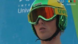 Nordic Combine Individual Gundersen NH 10km - Winter Universiade Trentino 2013