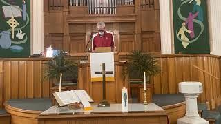 Worship Service- 4/11/21