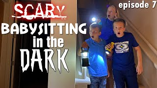 After Dark! The Cursed Babysitter Skit Ep. 7