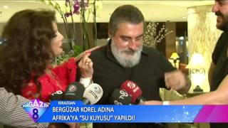 Nükhet Duru Ve Soner Olgun'un Kıbrıs Röportajı Bir Anda Stand Up'a Dönüştü