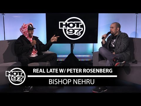 Bishop Nehru and Rosenberg Talk about Working with Doom, The Meaning of Life, and His New Album