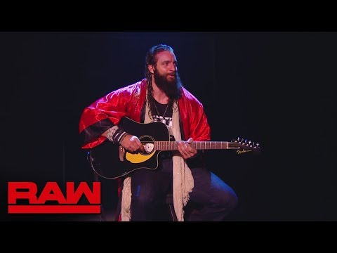 Elias Gives A Shout-out To O.A.R.: Raw, July 23, 2018