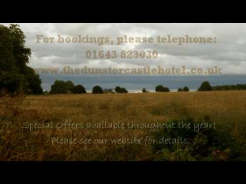 The Dunster Castle Hotel, Dunster, Exmoor