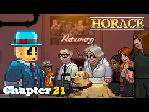 Horace Walkthrough Chapter21 |