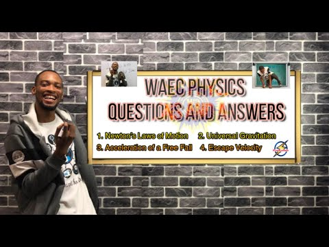 Solved Waec Physics Questions | Likely And Past Questions (Pt. 2)