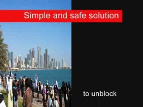 How to unblock sites in Qatar