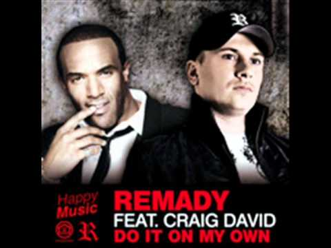 Remady Feat. Craig David - Do It On My Own (Dim Prin's Extended Mix)