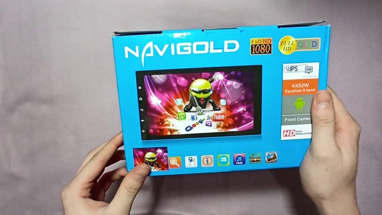 Android Double Teyp İnceleme - Navigold Ds-609 Kutu Açılımı - 1gb Ram - 16gb Hafıza