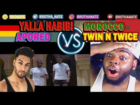DID APORED STEAL THIS BEAT? | Twin N Twice - Morocco (Official Music Video)