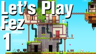 Fez Playthrough Part 1