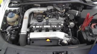 G1AU096 2001 Audi TT 225 HP Engine Test