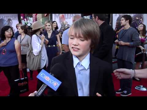 Dakota Goyo   'Real Steel' Premiere