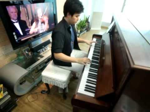 World Dance - Yanni Live (The Concert Event) [Choo's Piano]