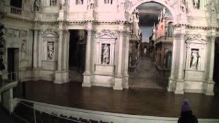 テアトロ オリンピコ 第97回ヨーロッパ建築ゼミナール(イタリア編⑯)