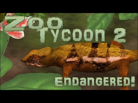 Endangered! Tropical Reptile House! - Episode #33