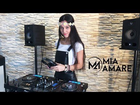 Spring Break Island Promo Mix Deep House 2017 DJane Mia Amare Best Remixes of Popular Songs