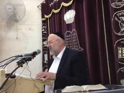 הרב ברוך רוזנבלום   פרשת ויצא ה׳תשע״ט