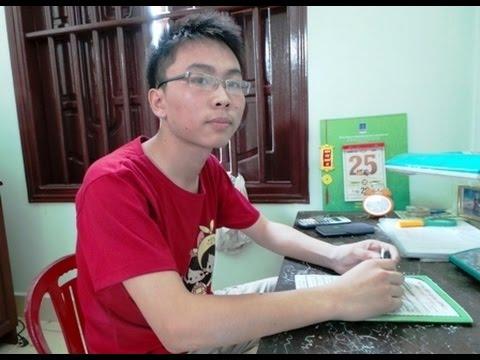 Lê Bá Tùng ở Quảng Xương đỗ thủ khoa Đại học y
