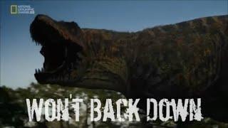 """Won't Back Down""   Tyrannosaurus Rex Tribute."