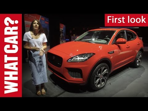 2018 Jaguar E-Pace | Five things you need to know about Jaguar's new baby SUV | What Car?