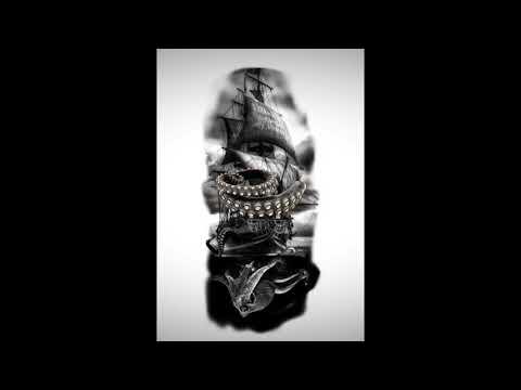 TATTOO TIMELAPSE | THE KRAKEN | GUYS TATTOO ART
