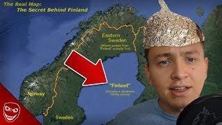 Finnland existiert nicht? Dumme Verschwörungstheorien Folge 1!