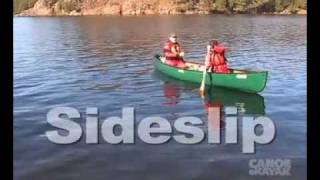Tandem canoeing essentials