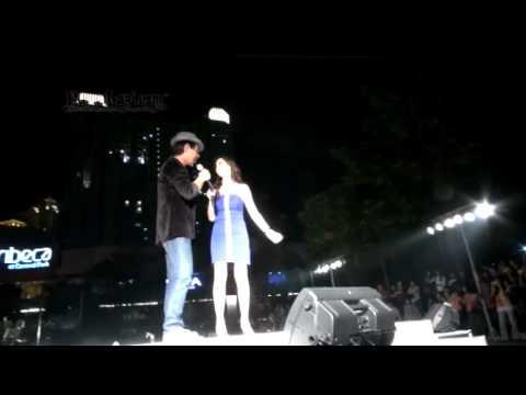 Duet Delon & Yeslin Wang Ternyata Romantis