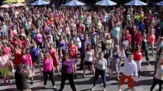 The Last Glee Flash Mob!