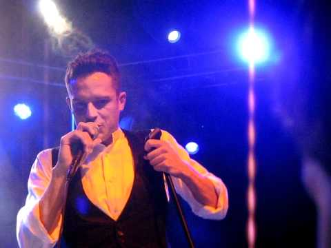 BRANDON FLOWERS - BETTE DAVIS EYES - SHIMMER ROOM LAS VEGAS - 8/15/10