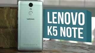 Lenovo K5 Note: огляд (розпакування) головного конкурента Meizu M3 Note   unboxing   купівля