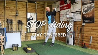Stop Swaying in your Golf Swing