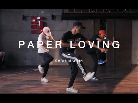 Quick Style - Paper Loving by Chris Martin