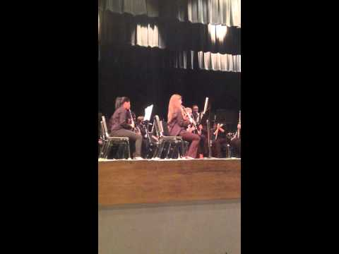 McAdory Middle School band
