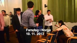 Farsdag i Norge