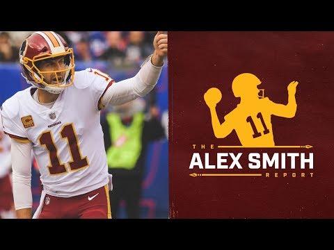 The Alex Smith Report - Episode 9