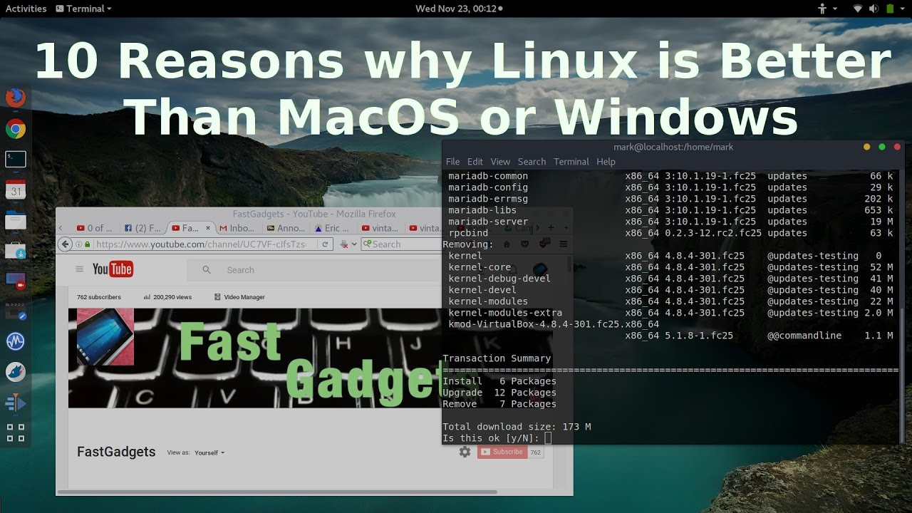 Linux Or Macos For Programming